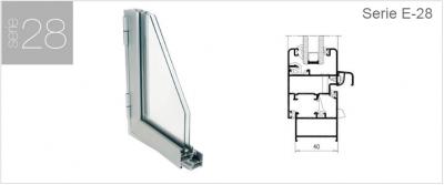 Ventana Oscilobatiente Aluminios Araque