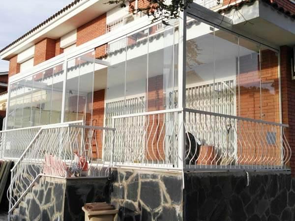 Cerramientos de aluminio para casas