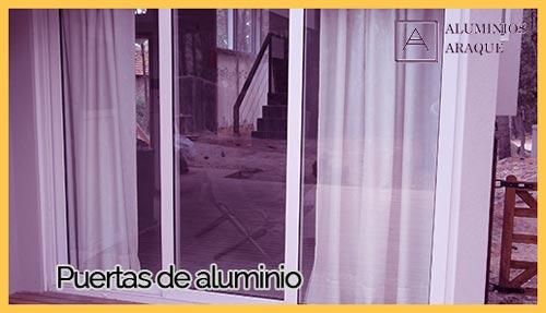Puertas de Aluminio imagen cluster