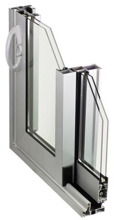 Cómo aislar ventanas correderas de aluminio: doble cristal