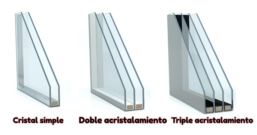 Tipos de cristales y acristalamientos para ventanas