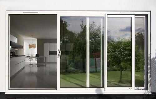 Puertas correderas aluminio para exterior