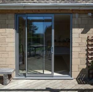 Puertas correderas aluminio para terrazas