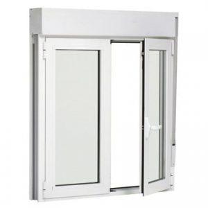 Limpiar ventanas metálicas de aluminio