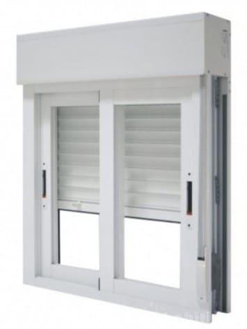 como limpiar ventanas de aluminio