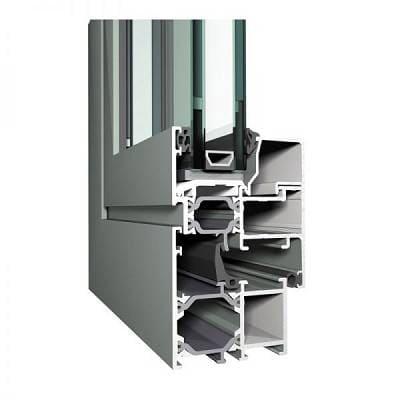 Puertas practicables de aluminio precio