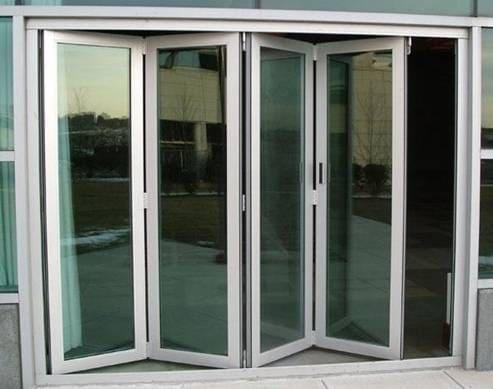 elegir puertas plegables de aluminio