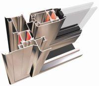 Serie 8000 tipo de aluminio