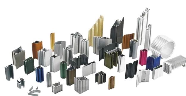 Principales tipos de aluminios que hay