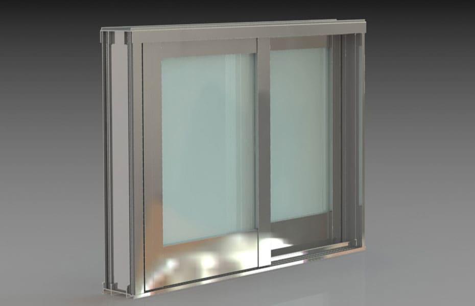 Características de ventanas insonorizadas en aluminio