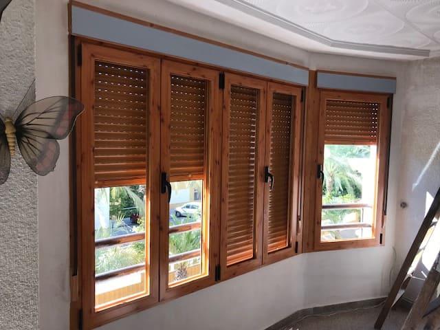 Por qué elegir las ventanas de imitación de madera